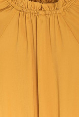 Mayoral Mayoral Satin dress Mustard - 20 07968