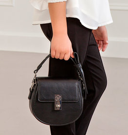 Abel & Lula Abel & Luna Leatherette bag Black - 20 05934