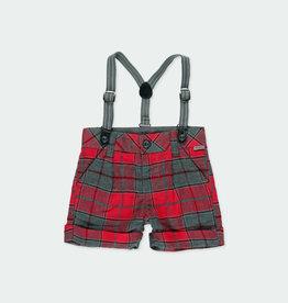 Boboli Boboli Shorts check for baby boy checks 711098
