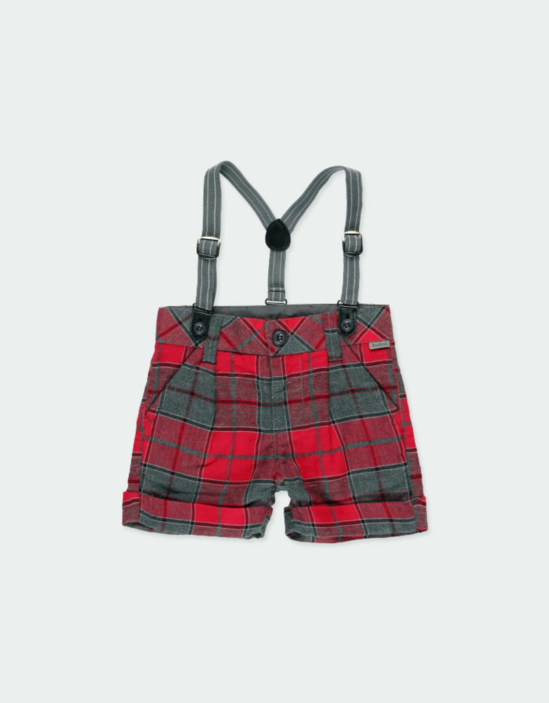 Boboli Boboli Shorts check for baby boy checks 711098