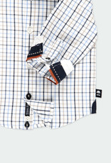 Boboli Boboli Poplin shirt check for baby boy checks 711223