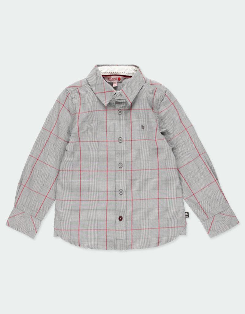 Boboli Boboli Long sleeves shirt check for boy checks 731157