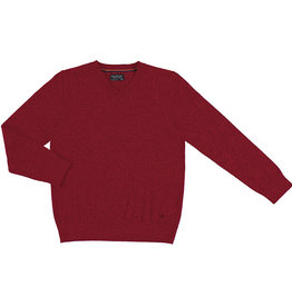 Mayoral Mayoral Basic cotton sweater Red - 20 00354