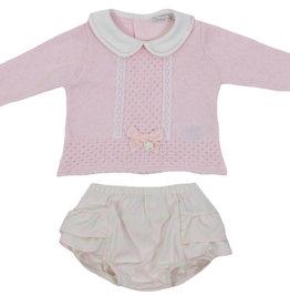 Dr Kid Dr Kid Conjunt (Newborn) 252-Rosa Bebé-DK127