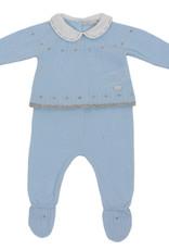 Dr Kid Dr Kid Conjunt (Newborn) 105-Azul Bebé-DK131