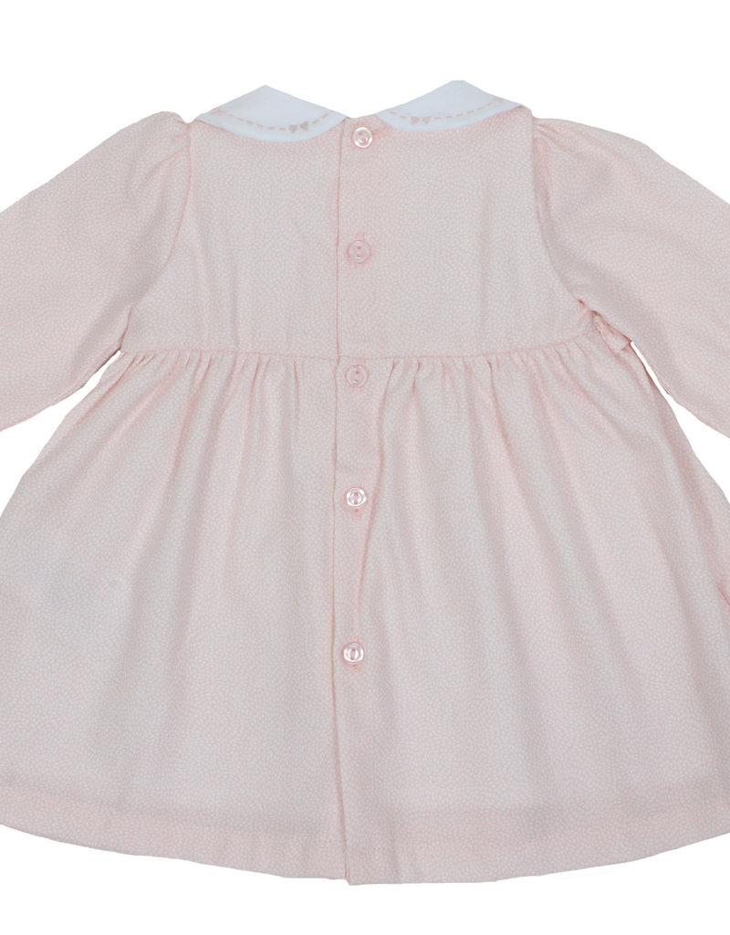Dr Kid Dr Kid Dress (Newborn) 240-Rosa-DK167