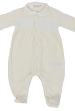 Dr Kid Dr Kid Overall (Newborn) 000-Branco-DK230