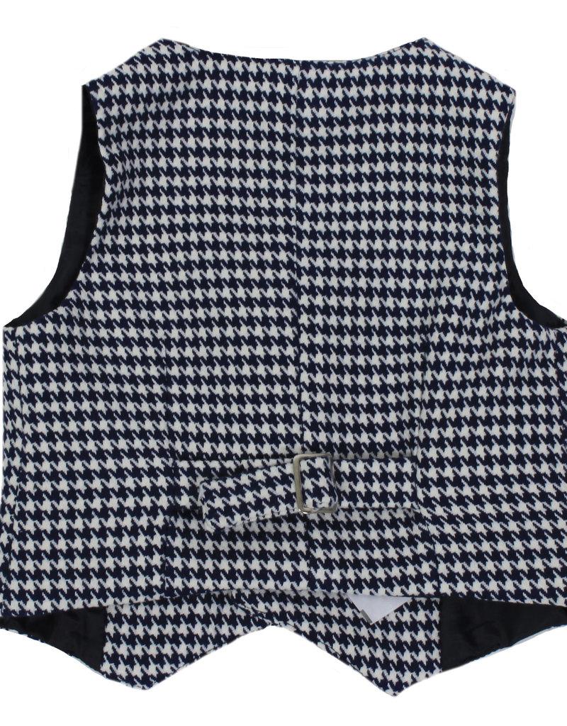 Dr Kid Dr Kid Baby Boy Vest 280-Marinho-DK592