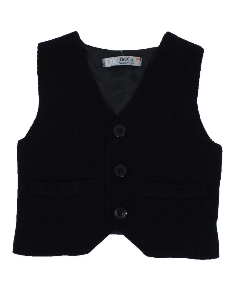 Dr Kid Dr Kid Baby Boy Vest 280-Marinho-DK595