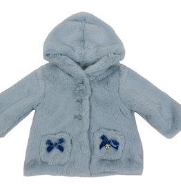 Dr Kid Dr Kid Baby Girl Cardigan 450-Cinza Claro-DK358