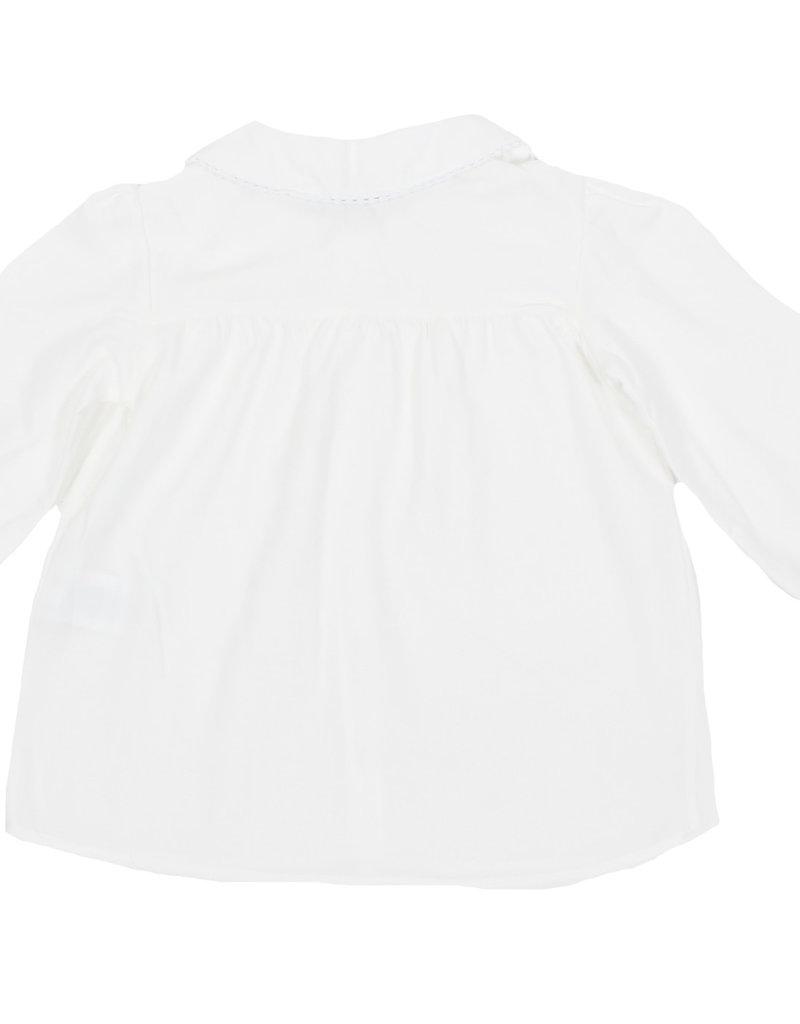 Dr Kid Dr Kid Girl Blouse 000-Branco-DK405