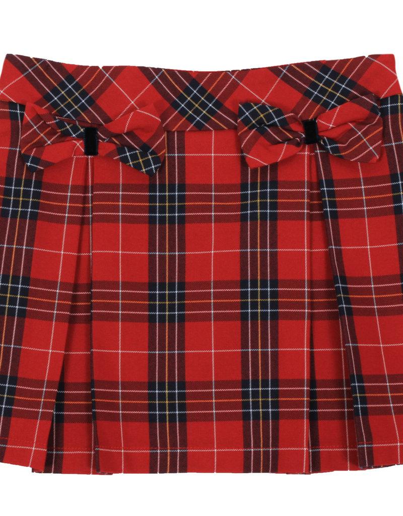 Dr Kid Dr Kid Girl Skirt 480-Bordeaux-DK407