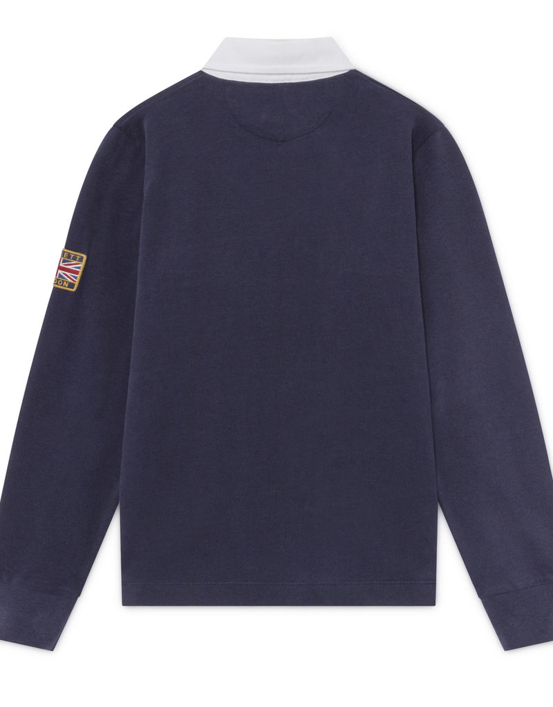 Hackett Hackett PANEL RUGBY Y NAVY/YELLOW