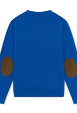 Hackett Hackett CLASSIC CREW Y BRIGHT BLUE