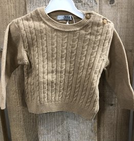 Dr Kid Dr Kid Baby Boy Sweater Camel
