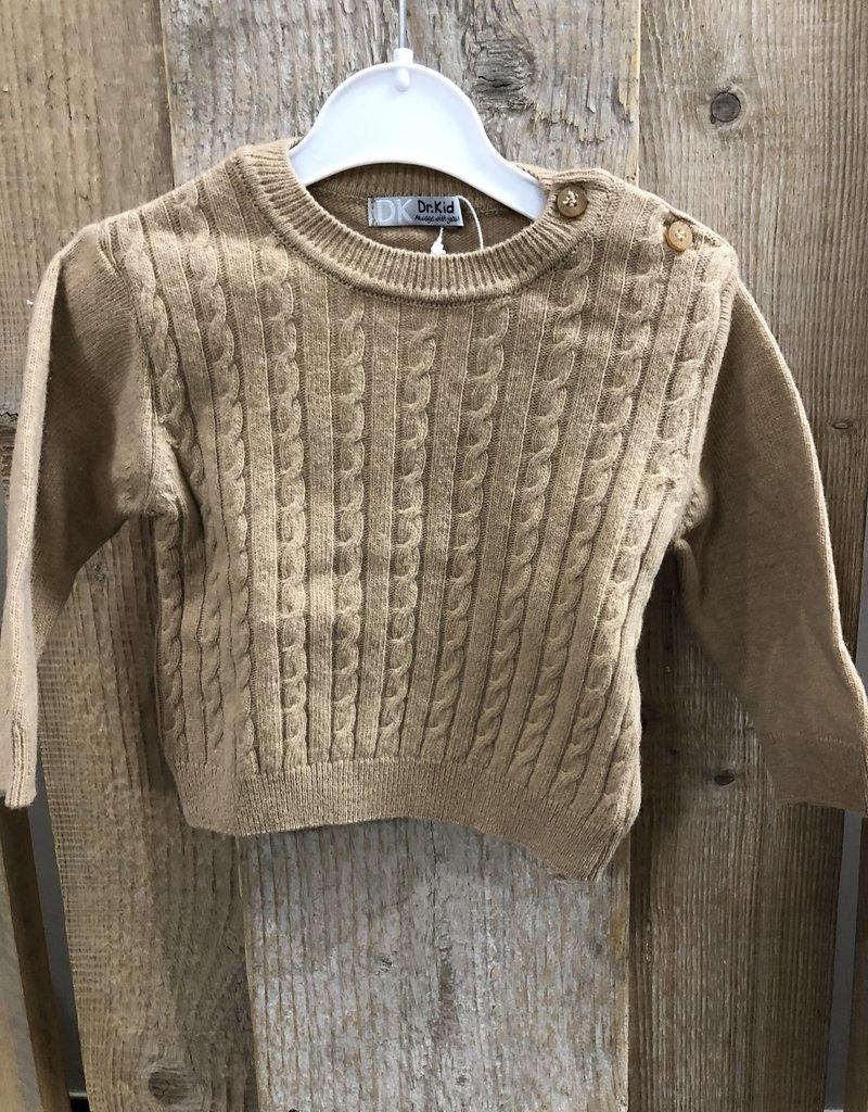 Dr Kid Dr Kid Baby Boy Sweater Camel