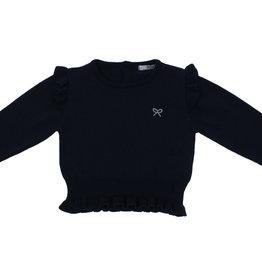 Dr Kid Dr Kid Girl Sweater 295-Marinho Esc-DK465