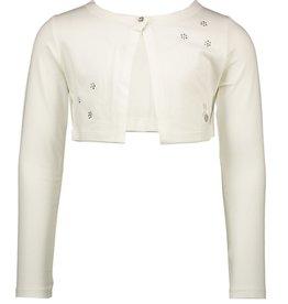 Le Chic Le Chic bolero cotton elastan C012-5419 Off White