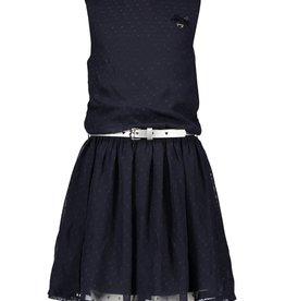 """Le Chic Le Chic dress """"Classic Dots"""" C012-5818 Blue Navy"""