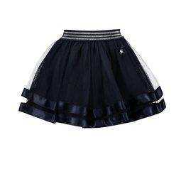 Le Chic Le Chic petticoat satin hem C012-5710 Blue Navy