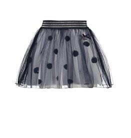 Le Chic Le Chic petticoat painted dots C012-5711 Blue Navy
