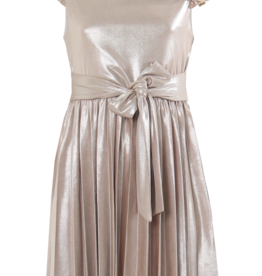 Kocca Kocca DRESS METAL ROSEASKING 10013