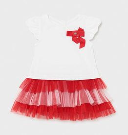 Mayoral Mayoral Dress Poppy - 21 01970