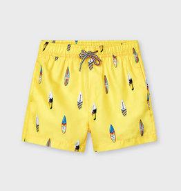 Mayoral Mayoral bathing suit shorts Banana - 21 03648