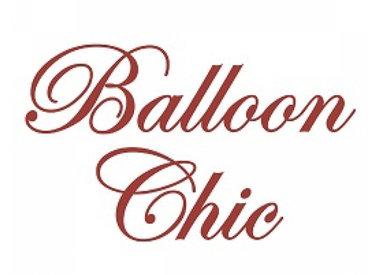 Ballon Chic
