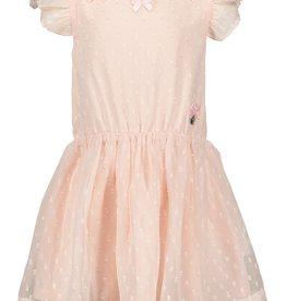 Le Chic Le Chic Dress Classic Dots pink