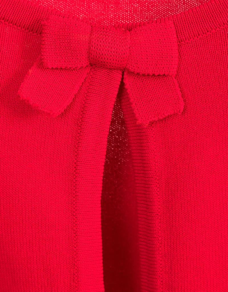 Abel & Lula Abel & Lula viscose cardigan Red - 21 05323