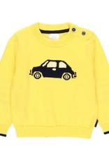 Boboli Boboli Knitwear pullover for baby boy limone 712280