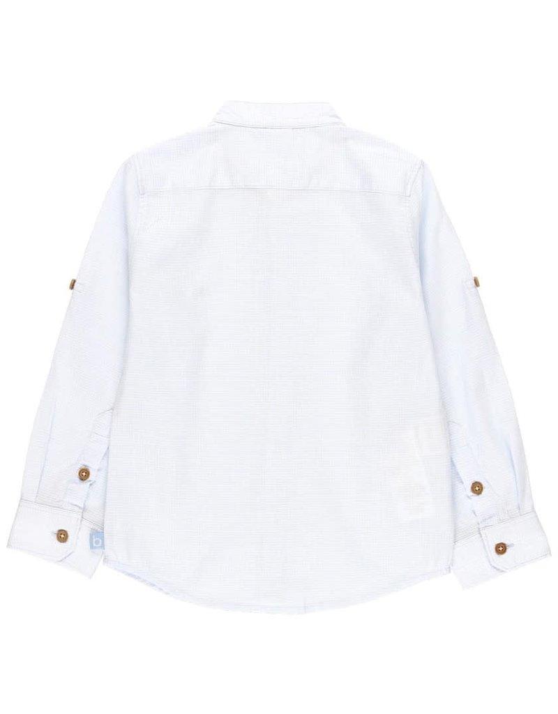 Boboli Boboli Shirt fantasy for boy BLUE 732080