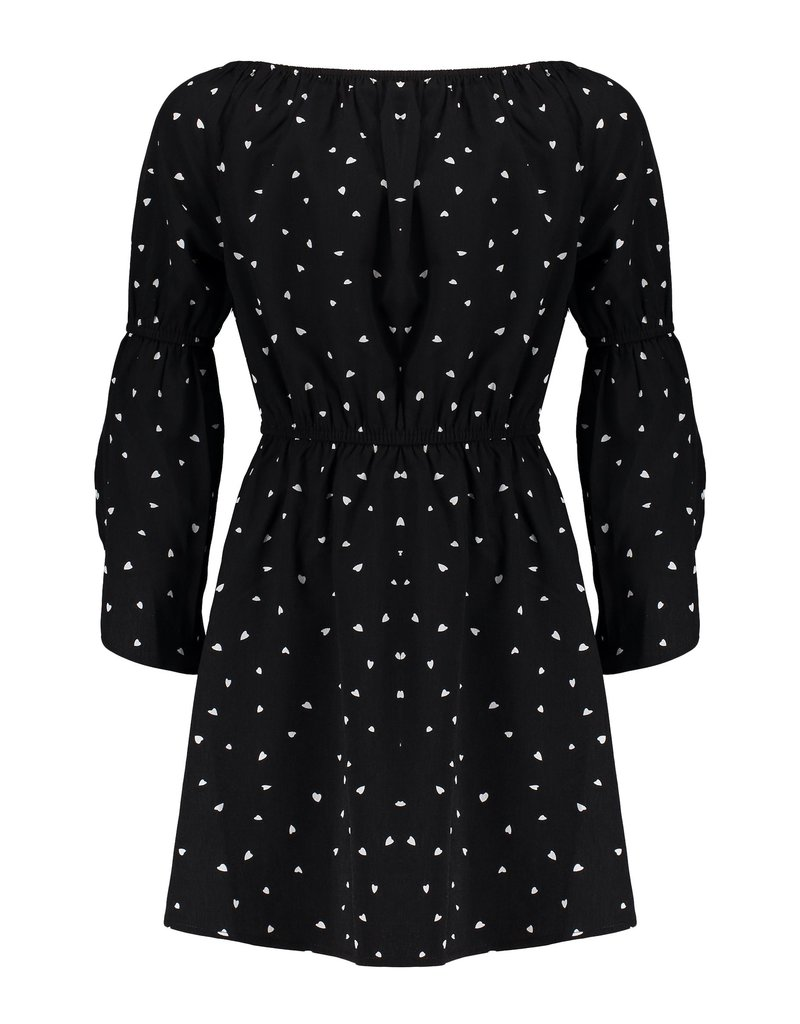 Frankie&Liberty Frankie&Liberty Sanne Dress 03 BLACK - FL21102