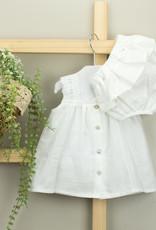 Babidu Babidu  dress  white Cover