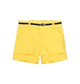 Boboli Boboli Satin bermuda shorts stretch for baby boy limone 712099