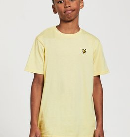 Lyle&Scott Lyle&Scott Classic T-Shirt French Vanilla French Vanilla - LSC0003S-819