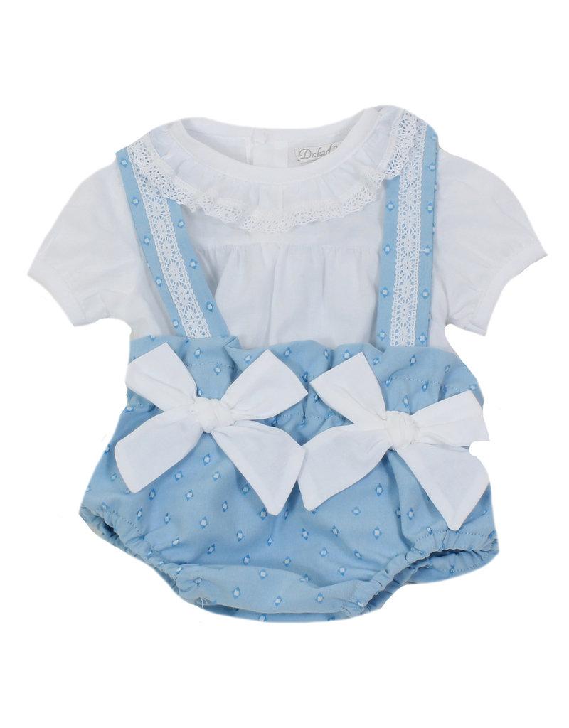 Dr Kid Dr Kid Set (Newborn) 652-Turquesa Claro-DK129