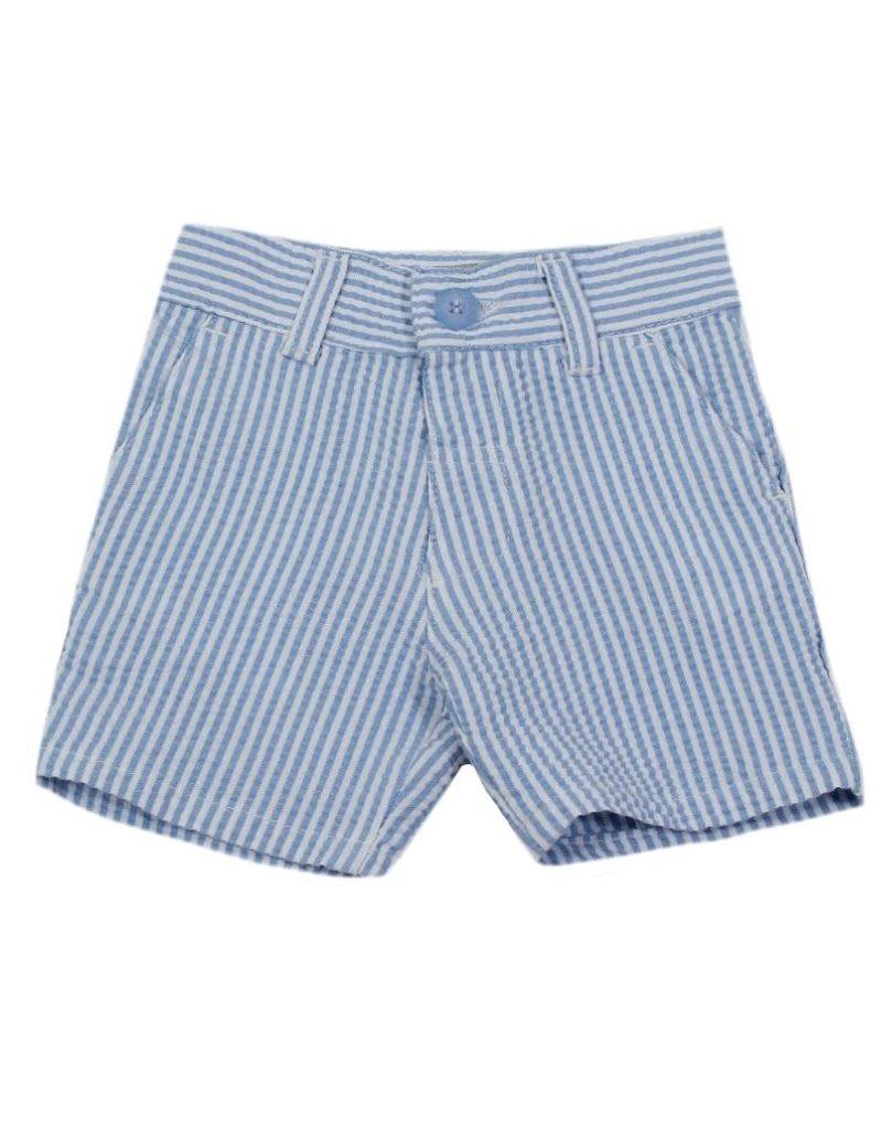 Dr Kid Dr Kid Baby Boy Shorts 102-Azul Cl-DK524