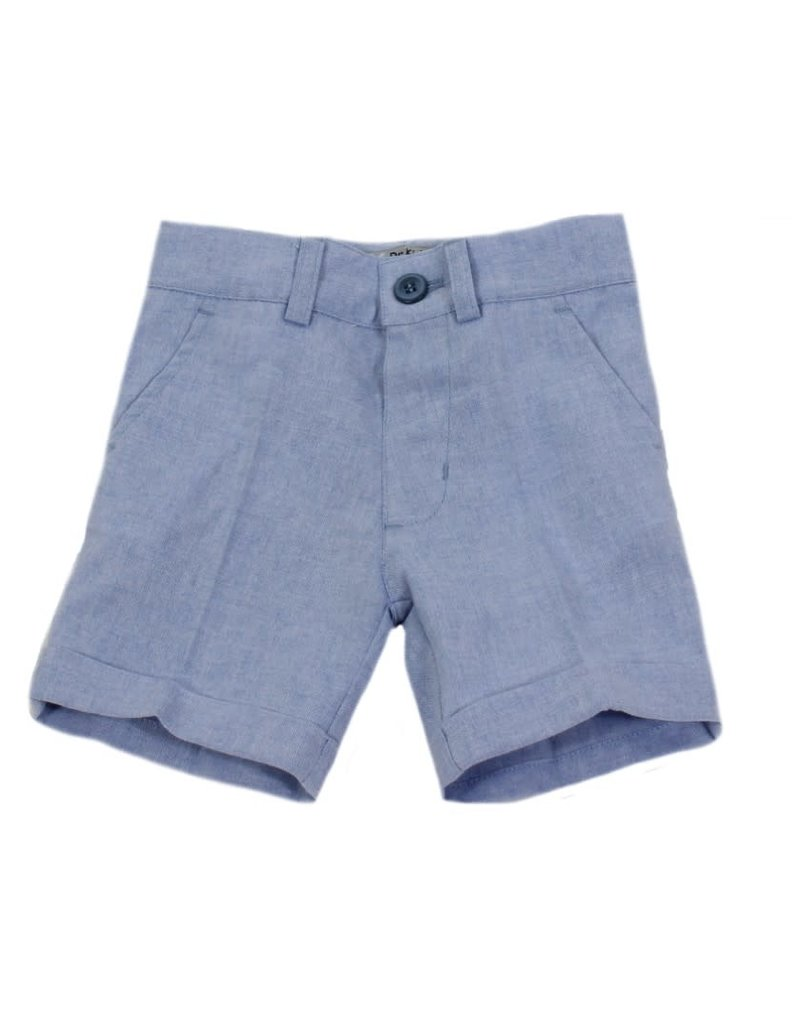 Dr Kid Dr Kid Baby Boy Shorts 080-Azul-DK555
