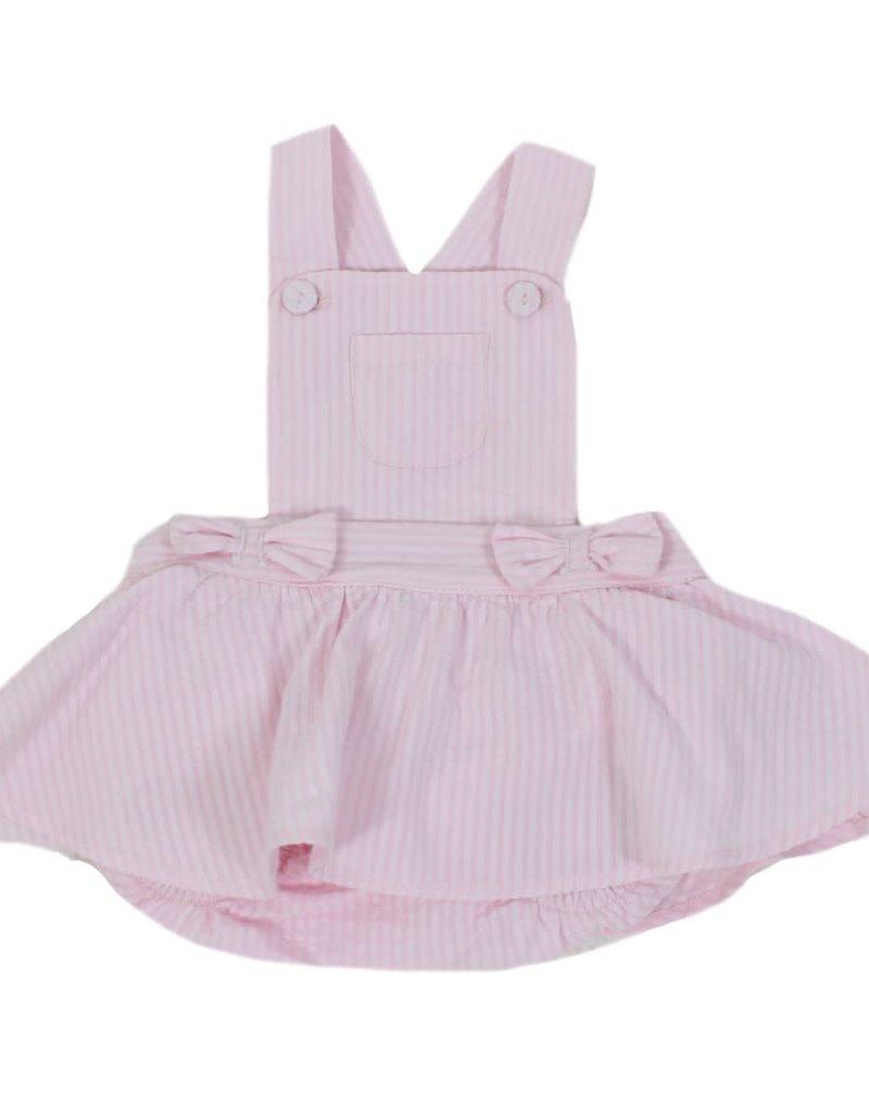 Dr Kid Dr Kid Carpenter Pants (Newborn) 252-Rosa Bebé-DK138