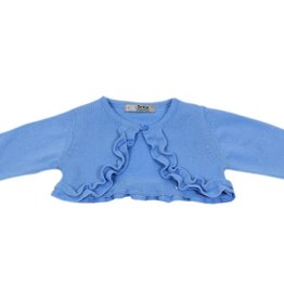 Dr Kid Dr Kid Baby Girl Short Cardigan 102-Azul Cl-DK326