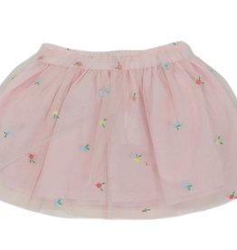 Dr Kid Dr Kid Baby Girl Skirt 240-Rosa-DK353