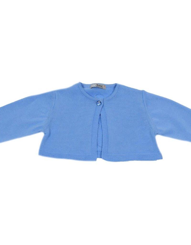Dr Kid Dr Kid Girl Sweater 102-Azul Cl-DK427