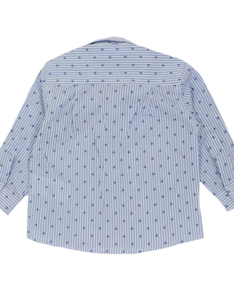 Dr Kid Dr Kid Baby Boy Shirt 080-Azul-DK551