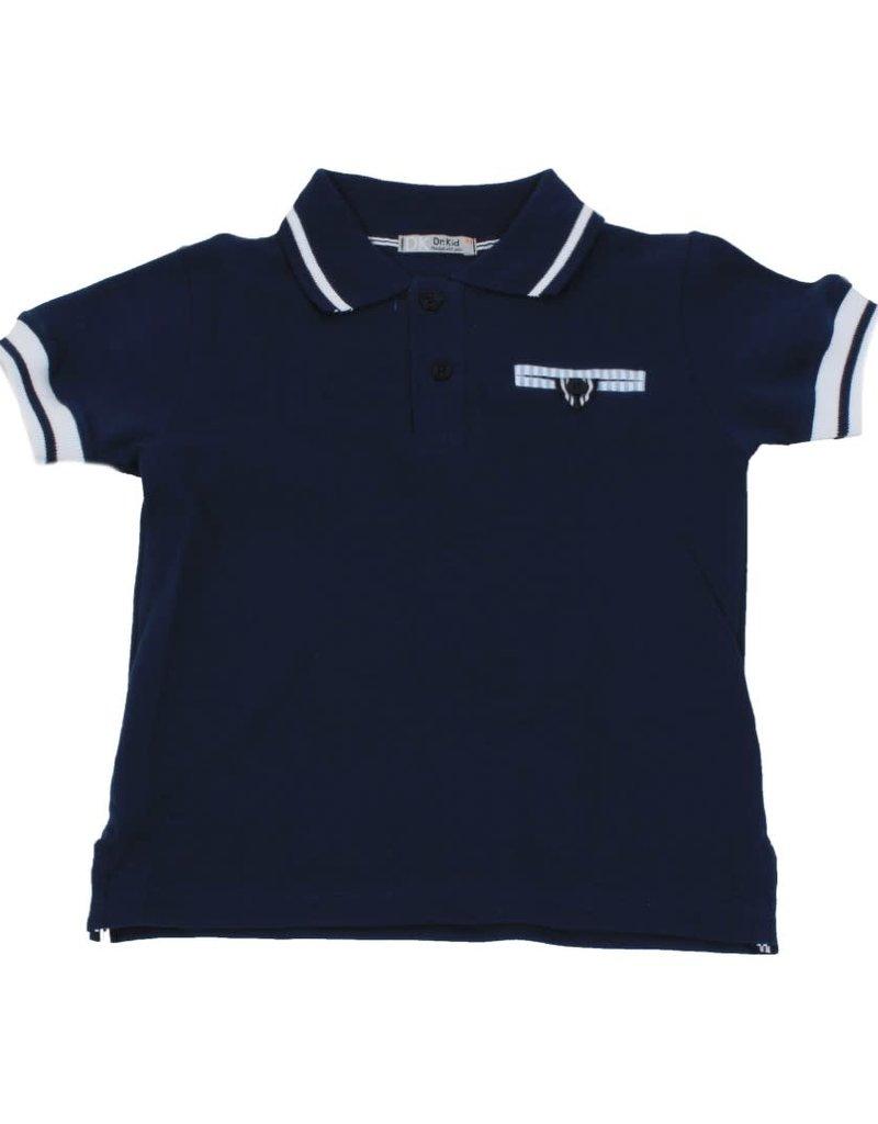 Dr Kid Dr Kid Boy Poloshirt 280-Marinho-DK623