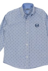 Dr Kid Dr Kid Boy Shirt 080-Azul-DK651