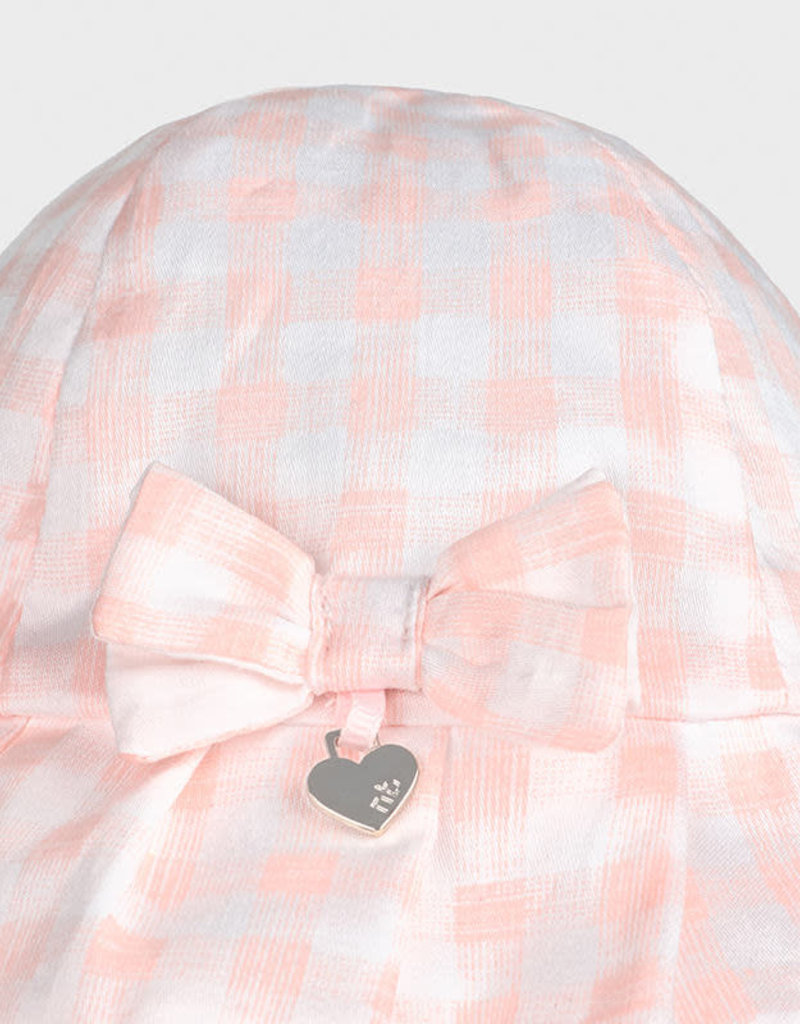 Mayoral Mayoral  Hat newborn girl pink