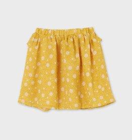 Mayoral Mayoral  Flounce print skirt girl