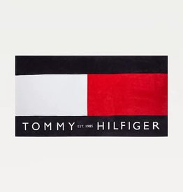 Tommy Hilfiger Tommy Hilfiger Towels UU0UU0004201T Tommy Flag Large Signature